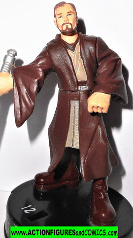 Attacktix Star Wars OBI WAN KENOBI 31 series 1 2005  action figures