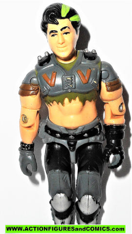 Gi joe THRASHER Dreadnok 1986 vintage hasbro gijoe g i action figure