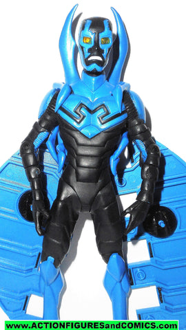 dc direct BLUE BEETLE 2007 first appearance Jaime Reyes teen titans 1st