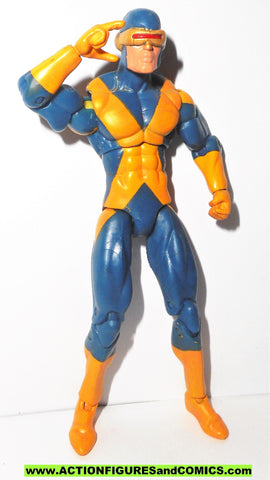 marvel universe CYCLOPS x-men x-force hasbro toys action figures