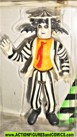 Beetlejuice SHOWTIME tim burton michael keaton kenner 1989 moc