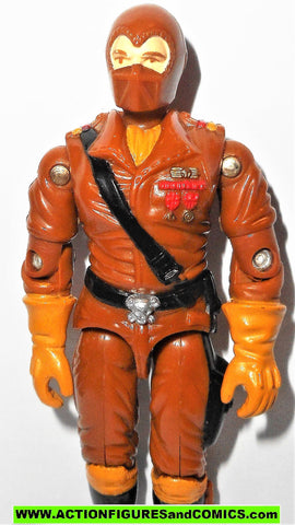 Gi joe WORMS 1987 vintage Cobra Maggot Driver Hasbro toys gijoe fig