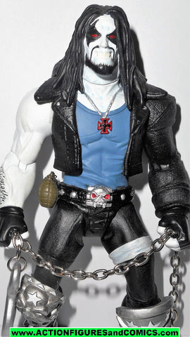 dc direct LOBO reactivated series 1 universe collectibles justice league