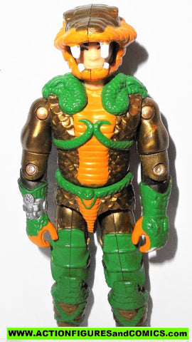 gi joe SERPENTOR 1986 v1 cobra emperor leader gijoe vintage action figure fig