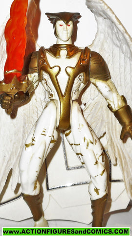 Total Justice JLA ZAURIEL angel 1998 complete league dc universe