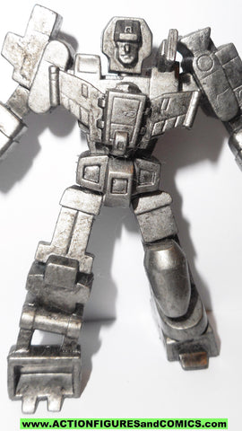 transformers pvc DEVASTATOR constructicons pewter action figures heroes of cybertron
