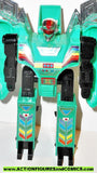 Convertors FEATHERS 1984 Peacock avarians bird vintage transformers gobots