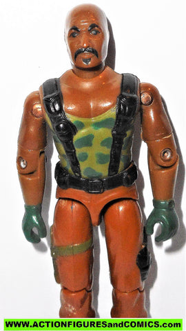 gi joe ROADBLOCK 1984 v1 gijoe hasbro toys vintage action figure fig