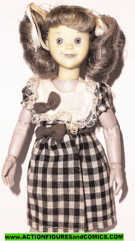 "Twilight Zone TALKY TINA 6.5 inch mego retro style 8"" scale bif bang pow"