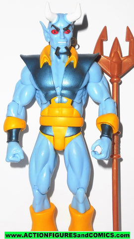 dc direct BLUE DEVIL history of dc universe collectibles universe