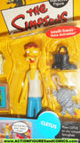 simpsons CLETUS 2001 playmates World of Springfield moc