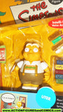 Simpsons UTER 2002 playmates world of springfield action figures moc