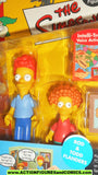Simpsons ROD & TODD FLANDERS 2002 series 9 complete wos