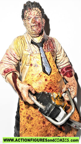 Movie Maniacs LEATHERFACE texas chainsaw massacre 1998 mcfarlane toys