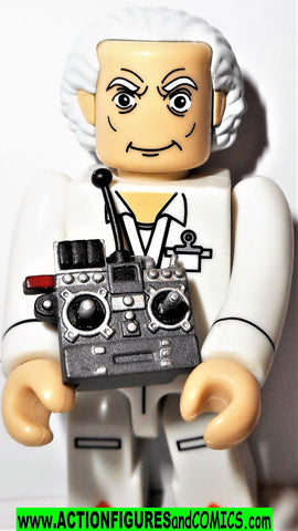 Kubrick Medicom Back to the Future DOC BROWN doctor dr movie