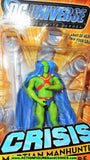 dc universe infinite heroes MARTIAN MANHUNTER 2008 Figure 52 3 4 inch