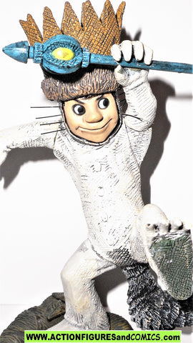 Where the Wild Things are 2000 MAX  Mcfarlane toys action figures