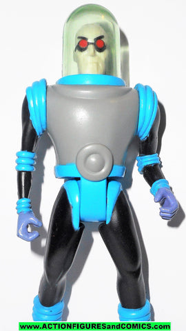 batman animated series MR FREEZE 1993 kenner hasbro dc universe fig