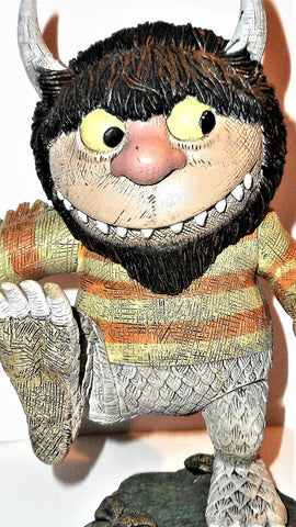 Where the Wild Things are 2000 MOISHE Complete Mcfarlane toys action figures