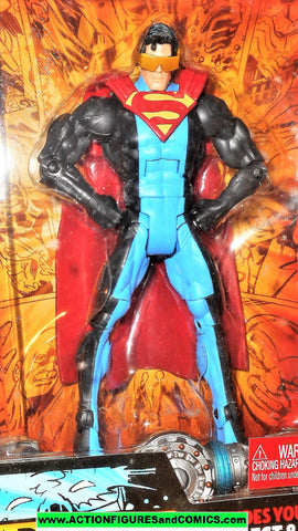dc universe classics ERADICATOR wave 5 metallo series mattel action figures moc