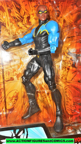 DC UNIVERSE classics BLACK LIGHTNING wave 5 metallo series walmart moc