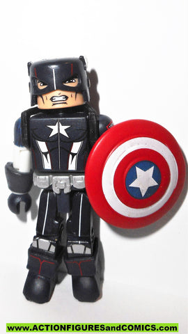 Marvel Minimates Series 12 Captain America