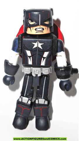 Marvel Minimates TRU Toys R Us Wave 12 Secret War Captain America