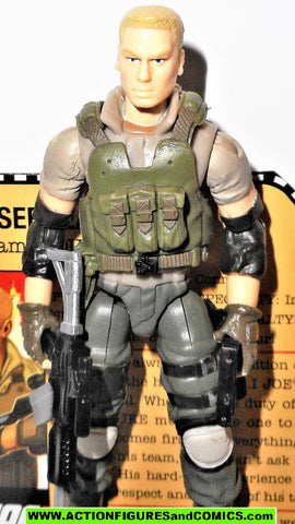 gi joe DUKE 2009 v30 Resolute 25th anniversary gijoe g i action figure