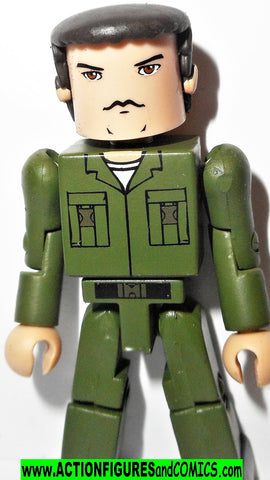 minimates Battlestar Galactica CHIEF TYROL modern series action figures