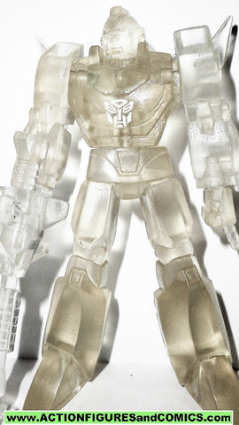 transformers PVC RODIMUS PRIME MAJOR CLEAR heroes of cybertron hot rod optimus SCF