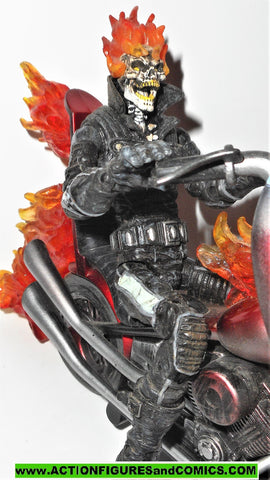 marvel legends GHOST RIDER series VII 7 2004 toybiz universe cycle