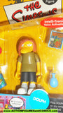 simpsons DOLPH series 7 2002 playmates complete