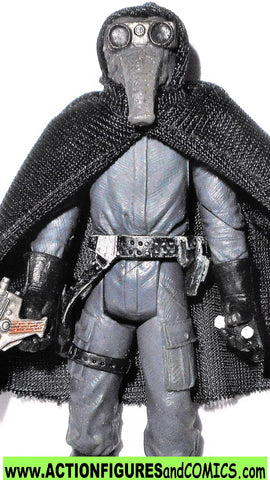 star wars action figures GARINDAN LONG SNOOT 034 2006 Saga