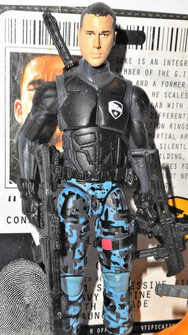 gi joe DUKE Conrad Hauser 2009 city strike v40 rise of Cobra movie series 100%