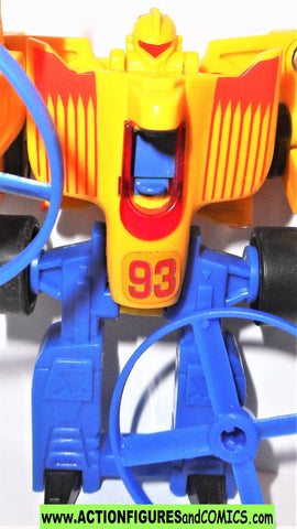 Transformers Generation 2 LEADFOOT 1993 Complete G2 vintage