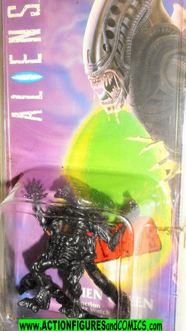 aliens vs predator kenner QUEEN ALIEN watch operations 1993 hope