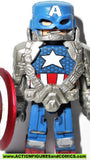 minimates CAPTAIN AMERICA space suit infinity series 2014 marvel universe
