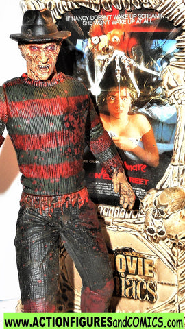 Movie Maniacs FREDDY KRUEGER nightmare elm street 1998 mcfarlane