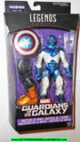 marvel legends ASTRO VANCE guardians of the galaxy titus series moc