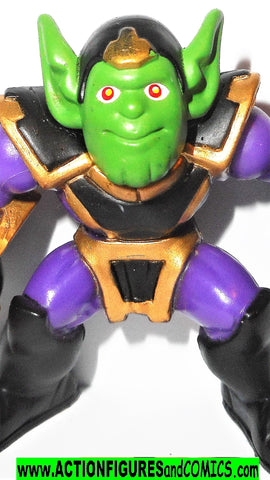 Marvel Super Hero Squad SKRULL secret invasion begins universe