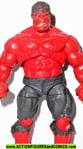 marvel universe HULK RED heroic age new avengers 2013