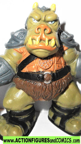 STAR WARS galactic heroes GAMORREAN GUARD hasbro action figure complete pvc