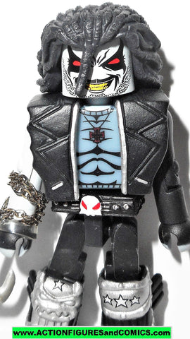 minimates LOBO 2008 series 7 teen titans wave dc universe jusice league