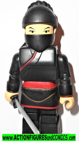 minimates Crouching Tiger Hidden Dragon JEN YU action figure