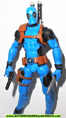marvel universe DEADPOOL rainbow squad FOOLKILLER 2017 legends infinite series