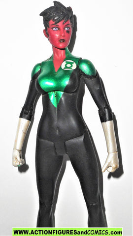 dc direct SORANKI NATU green lantern series 5 collectables fig