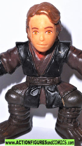 STAR WARS Galactic heroes ANAKIN SKYWALKER red eyes ep III pvc