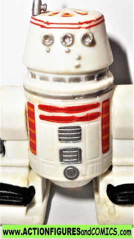 STAR WARS galactic heroes R5-D4 x-wing complete hasbro