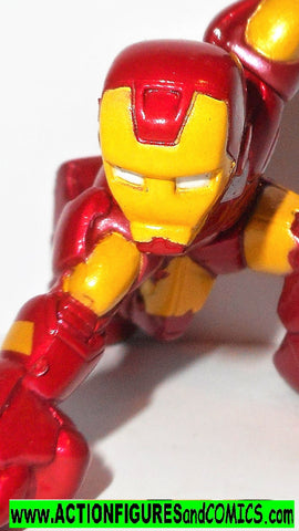 Marvel Super Hero Squad IRON MAN secret invasion begins universe