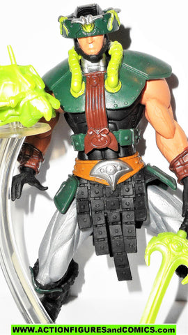 masters of the universe TRI KLOPS repaint 2002 he-man motu action figures